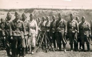 Saksalaissotilaat_Rovaniemella